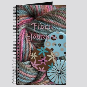 "Yarn Wench ""Flower Power"" Journal"