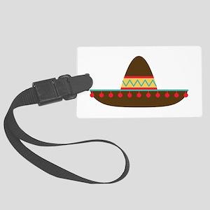 Sombrero Luggage Tag