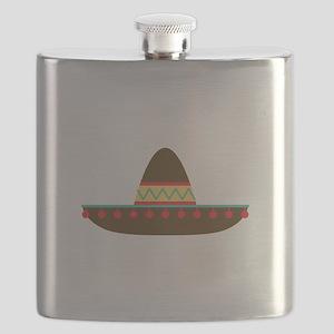Sombrero Flask