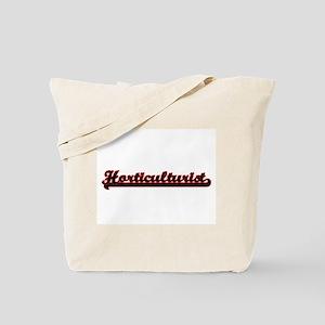 Horticulturist Classic Job Design Tote Bag