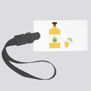 Tequila Luggage Tag