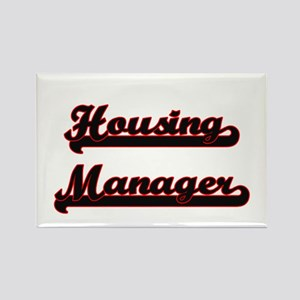 Housing Manager Classic Job Design Magnets