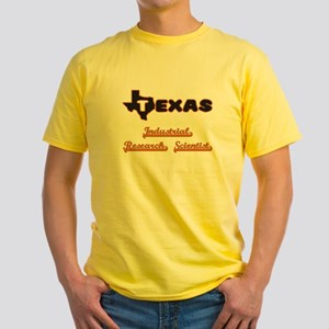 Texas Industrial Research Scientist T-Shirt