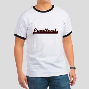 Landlord Classic Job Design T-Shirt