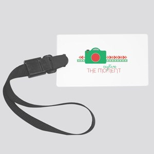 Capture the Moment Luggage Tag
