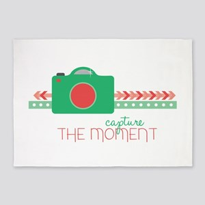 Capture the Moment 5'x7'Area Rug