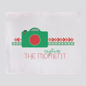 Capture the Moment Throw Blanket