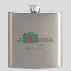 Capture the Moment Flask