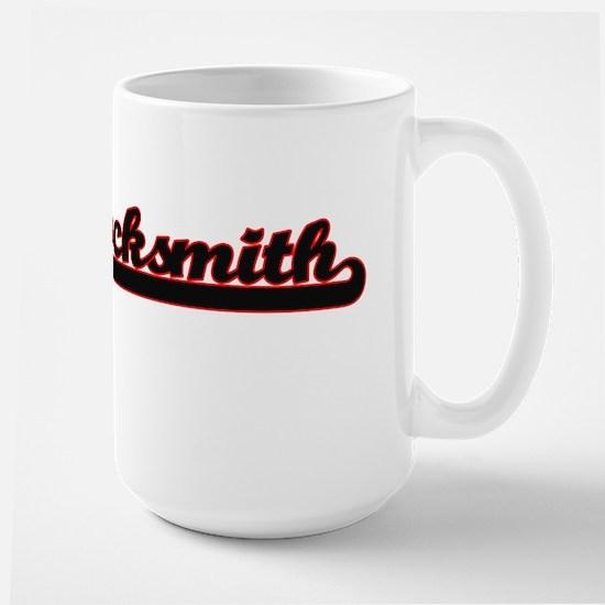 Locksmith Classic Job Design Mugs