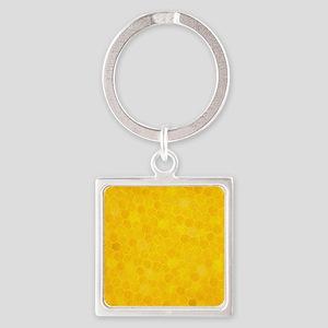 Artsy Honeycomb Keychains