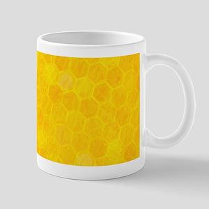 Artsy Honeycomb Mugs
