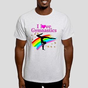 BORN A GYMNAST Light T-Shirt
