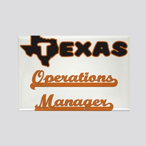 Texas Operations Manager Magnets