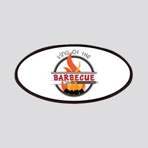 King of Barbecue Patch