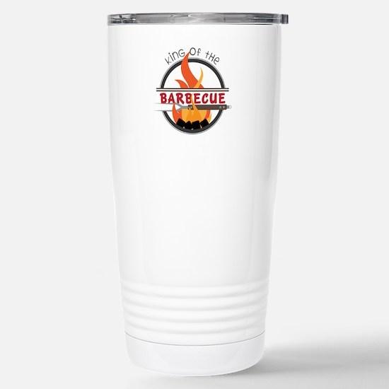 King of Barbecue Travel Mug