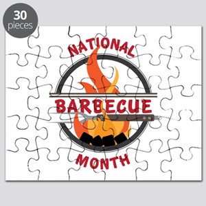 Barbecue Month Puzzle