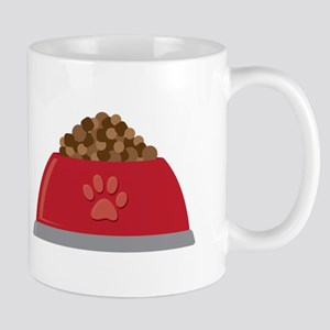 Dog Food Bowl Mugs