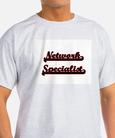 Network Specialist Classic Job Design T-Shirt