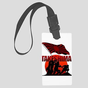 takeshima Large Luggage Tag