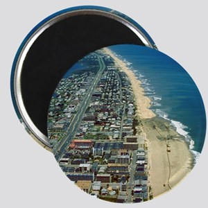 Aerial View of Ocean City Marylan Magnets