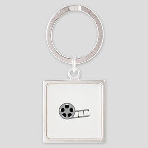 Film Reel Keychains