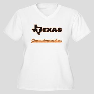 Texas Cinematographer Plus Size T-Shirt
