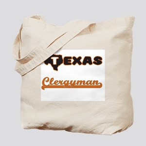 Texas Clergyman Tote Bag