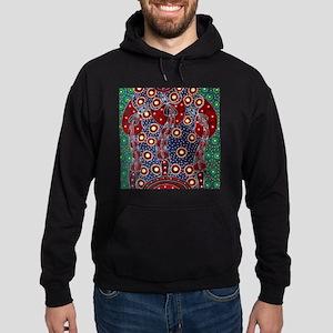 Australian ABORIGINAL ART 4 Sweatshirt