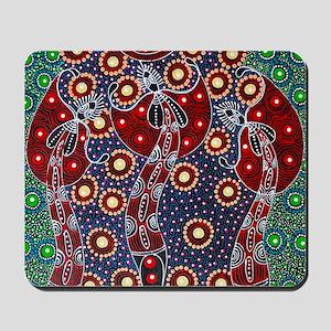Australian ABORIGINAL ART 4 Mousepad