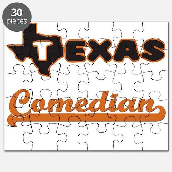 Texas Comedian Puzzle