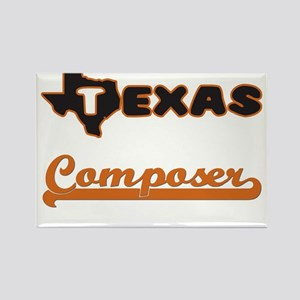 Texas Composer Magnets