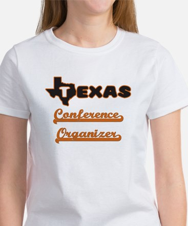 Texas Conference Organizer T-Shirt