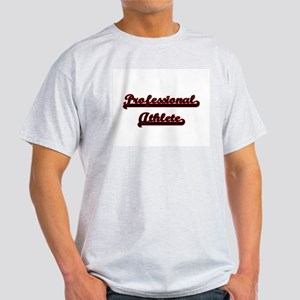 Professional Athlete Classic Job Design T-Shirt