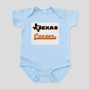 Texas Cooper Body Suit