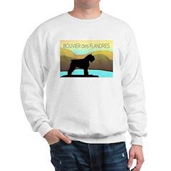 Bouvier By The Sea Sweatshirt