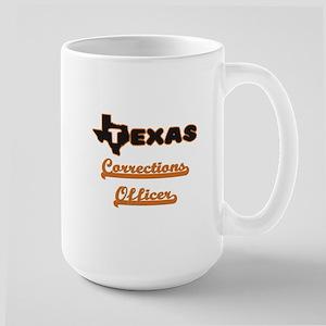 Texas Corrections Officer Mugs