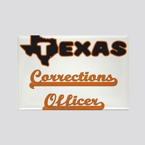 Texas Corrections Officer Magnets