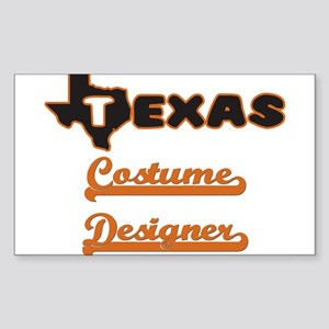 Texas Costume Designer Sticker