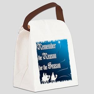 RemembertheReasonfortheSeason_13i Canvas Lunch Bag