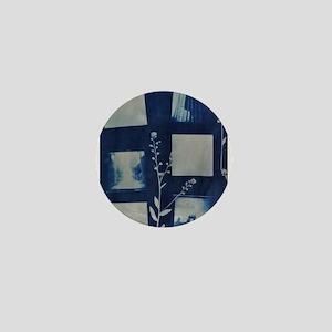 Holga Negative Cyanotype Mini Button
