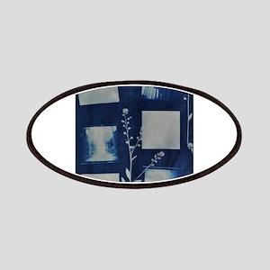 Holga Negative Cyanotype Patch