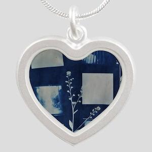Holga Negative Cyanotype Necklaces