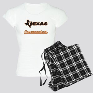 Texas Cryptanalyst Women's Light Pajamas