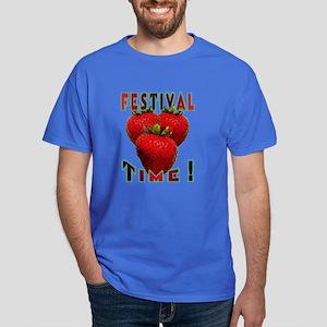 Festival Time ! Dark T-Shirt