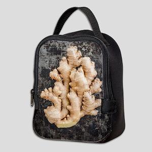 Fresh ginger Neoprene Lunch Bag