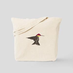 Humming Bird - No Text Tote Bag