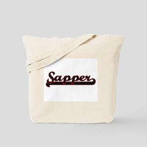 Sapper Classic Job Design Tote Bag