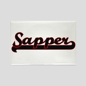 Sapper Classic Job Design Magnets