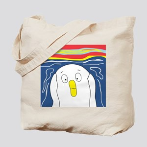 Scream Tote Bag