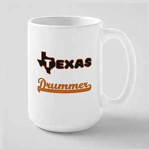 Texas Drummer Mugs